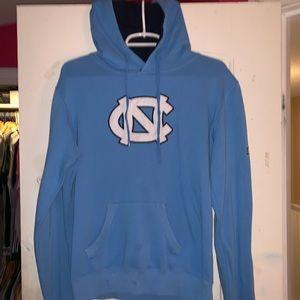 UNC hoodie